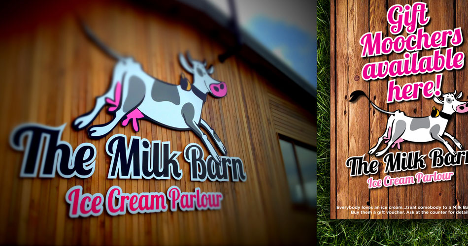 The Milk Barn